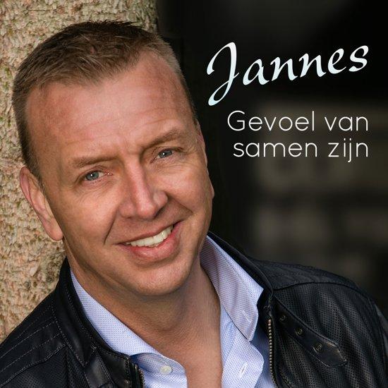 CD cover van Gevoel Van Samen Zijn van Jannes