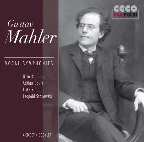 Mahler: Vokalsinfonien