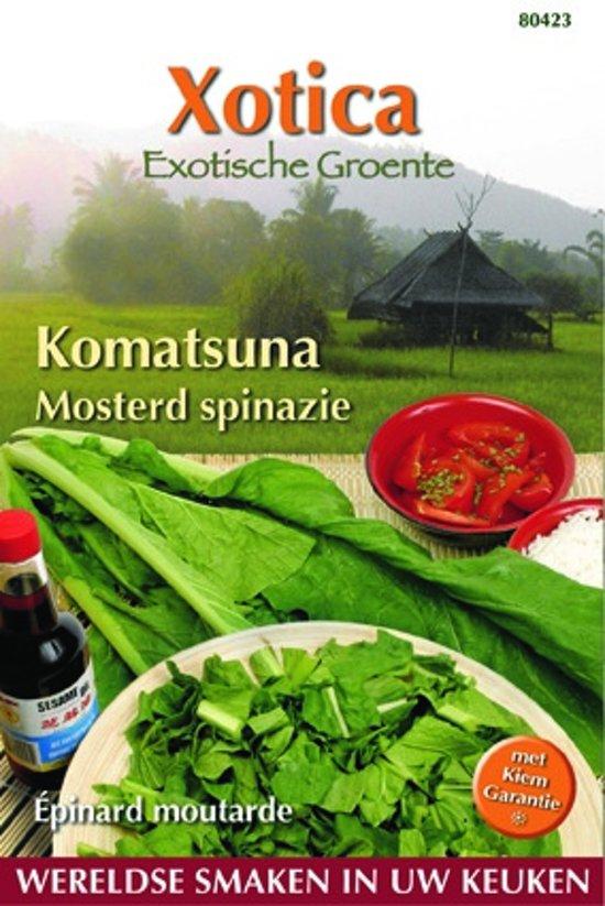 Buzzy® Xotica Komatsuna