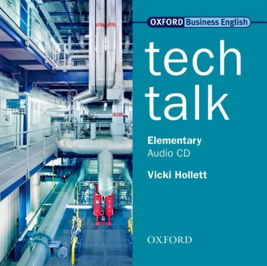 Tech talk/Elementary/CD