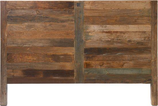 Bol.com rivièra maison driftwood headboard double hoofdeinde bed