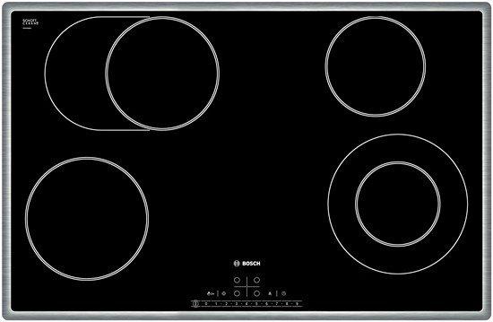 Bosch PKN845F17E - Keramische kookplaat - 80 cm