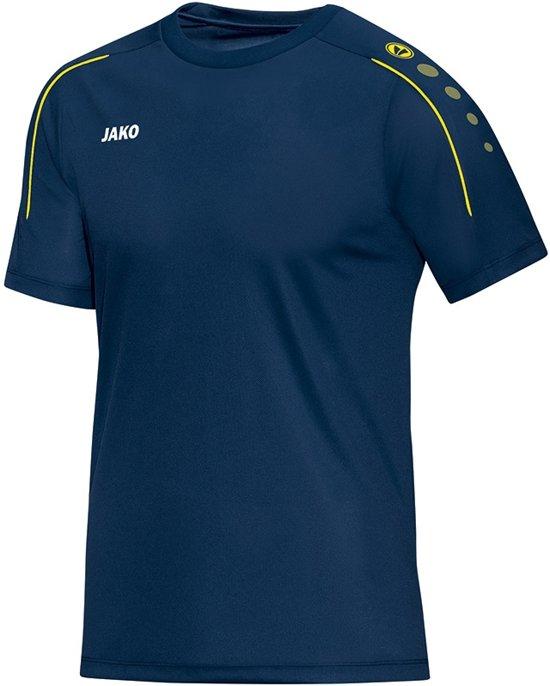 Jako Classico T-Shirt - Voetbalshirts  - blauw donker - 152