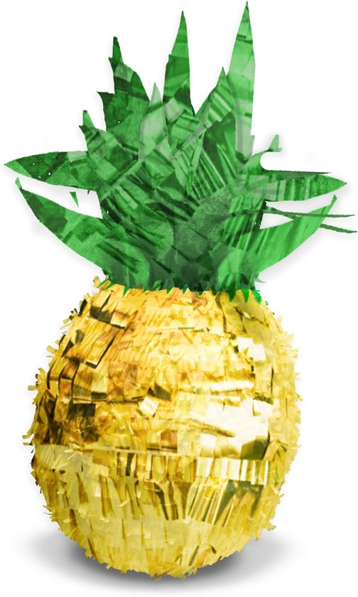 Amscan Piñata Pineapple Vibes 52 Cm Geel/groen Valentinaa