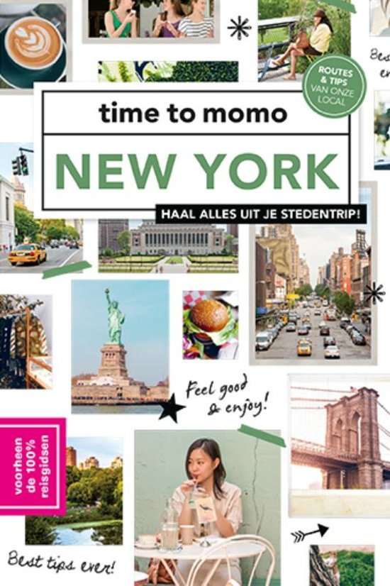 100% stedengidsen - 100% New York