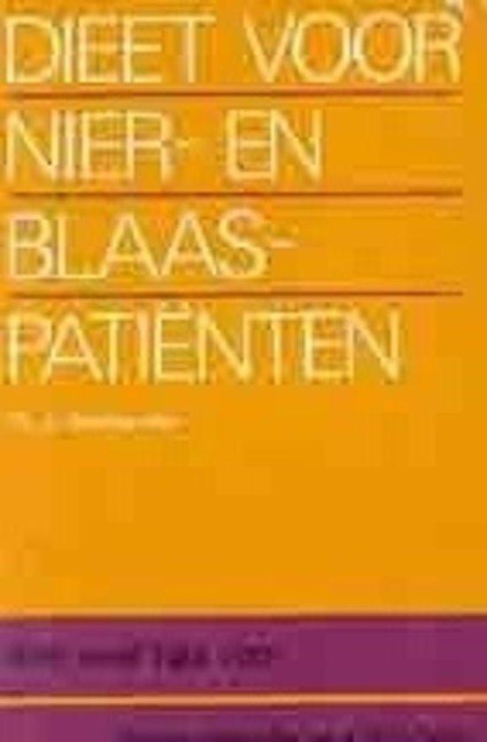 Dieet voor nier- en blaaspatienten - J. Halbfas-Ney pdf epub
