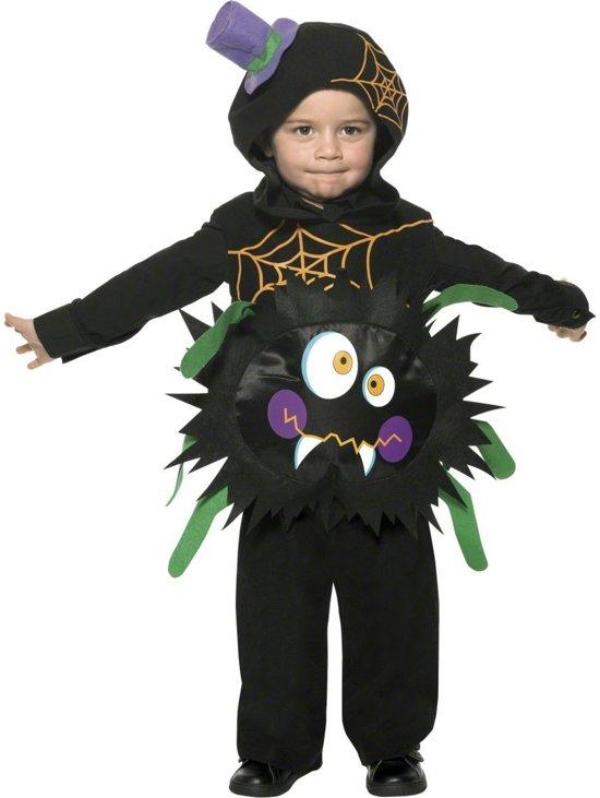 Gek spinnenkostuum voor kinderen - Kinderkostuums - 98/104