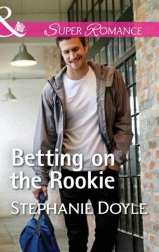 Betting On The Rookie (Mills & Boon Superromance) (The Bakers of Baseball, Book 3)