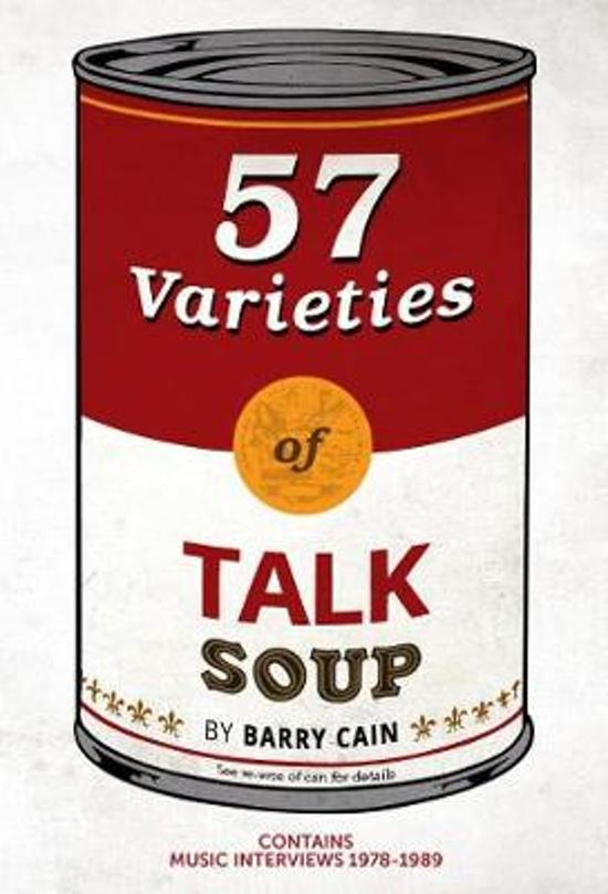 57 Varieties Of Talk Soup