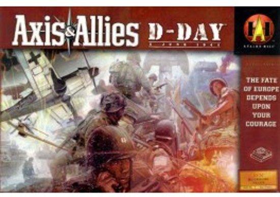 Afbeelding van Axis & Allies D-Day speelgoed