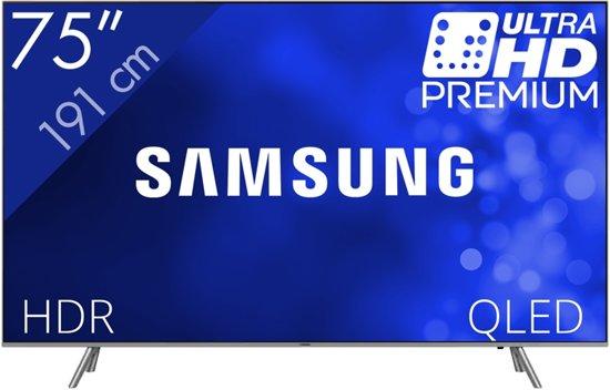 Samsung QE75Q6FNAL - 4K QLED TV