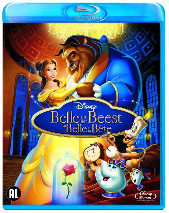 Belle en het Beest (Blu-ray)