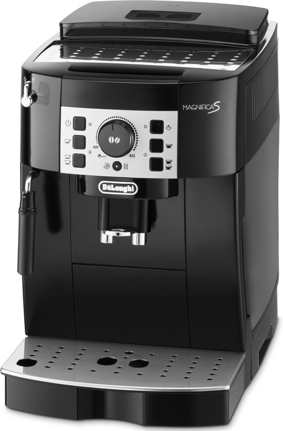 De'Longhi Magnifica S ECAM 20.110.B - Espressomachine - Zwart