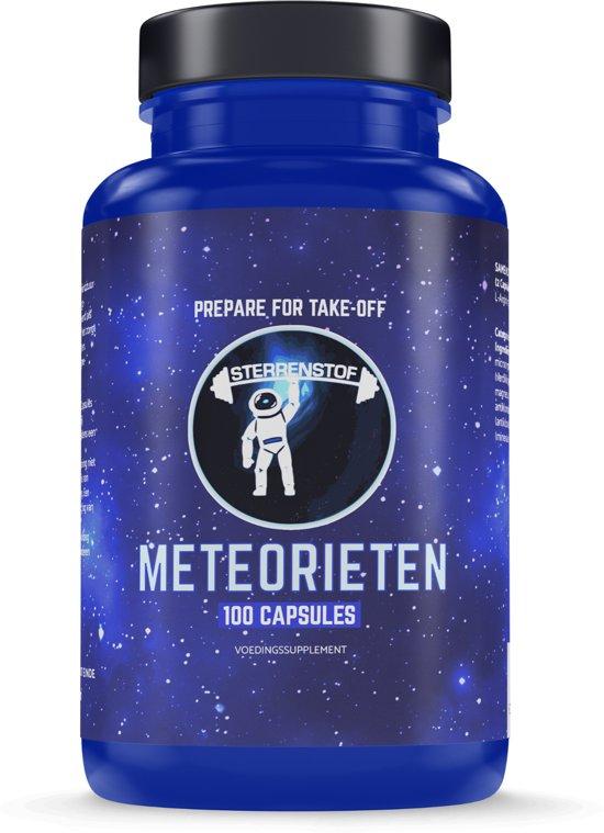 Sterrenstof Meteorieten - Ervaar de 'pomp'