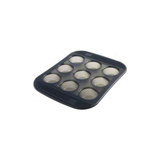 9-cup siliconen mini cupcake bakvorm - Mastrad