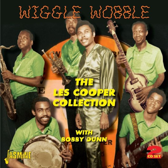 Wiggle Wobble. Les Cooper Collection W. Bobby Dunn