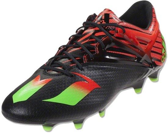 ab4306bacc9 bol.com | Adidas Voetbalschoenen Messi 15.1 Fg-ag Heren Zwart Mt 46