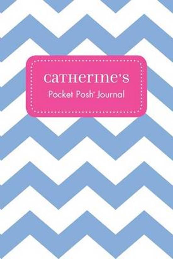 Catherine's Pocket Posh Journal, Chevron