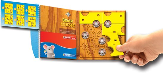 Thumbnail van een extra afbeelding van het spel Spel Brain Cheeser
