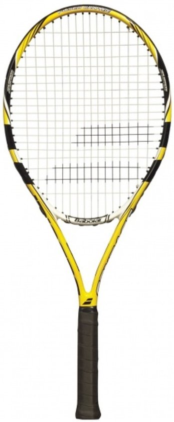 Babolat Tennisracket Contact Team Geel Gripmaat L0