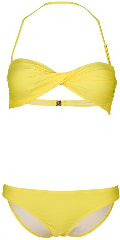Shiwi Turn - Bikini - Vrouwen - Maat L - Geel