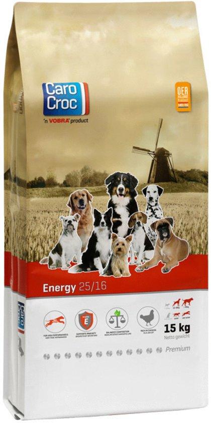 Carocroc Energy 25/16 - Hondenvoer - 15 kg