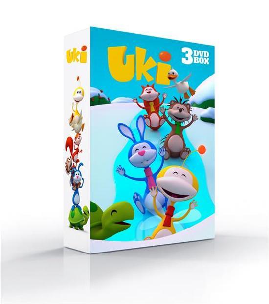 Uki 3 Dvd Box