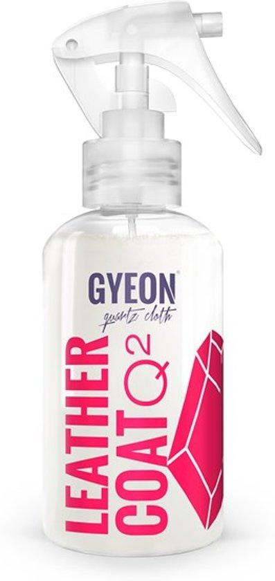 GYEON Q² LEATHER COAT 120 ML
