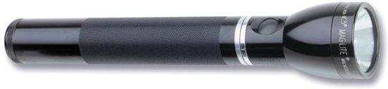 MagLite Mag-Charger LED Staaflamp - Oplaadbaar - Aluminium - Zwart