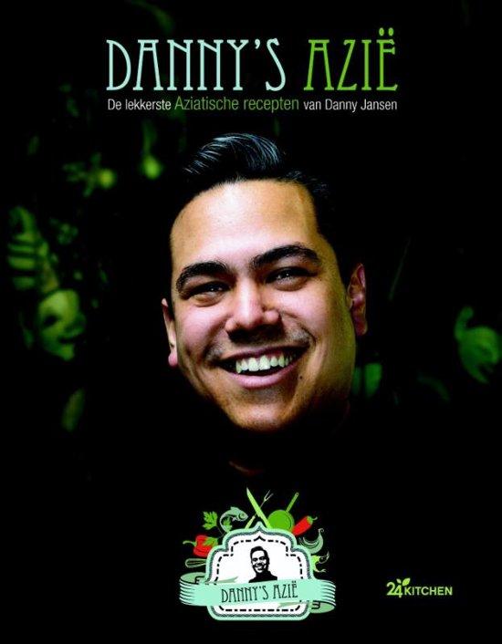 Boek cover Dannys Azie van Danny Jansen (Hardcover)