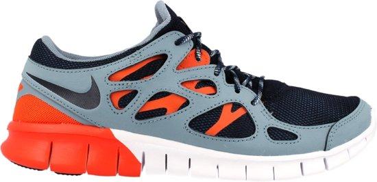 Nike Sportswear Free Run 2 Sneakers Heren Maat 42 BlauwGrijs