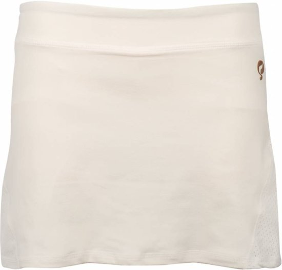 Dames White Mesh Snow Skort Brush Q qMUSzVp