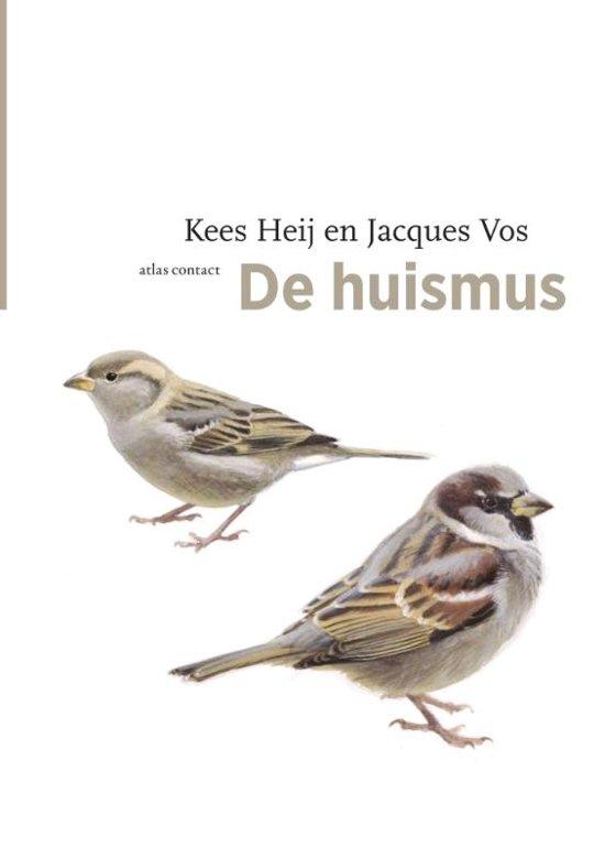 Vogelboeken - De huismus