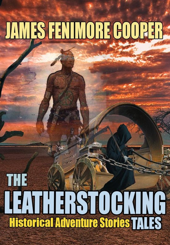 an analysis of the leatherstocking tales The leatherstocking tales is a series of five novels by american writer james fenimore cooper, set in the eighteenth century era of development in the primarily former iroquois areas in central new york.