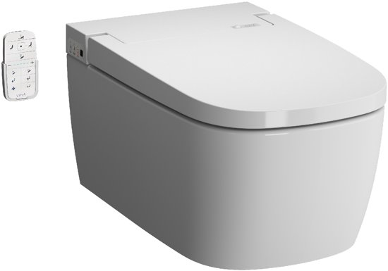 Toilet Met Douche : Bol vitra v care essential douche wc
