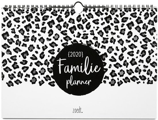 Afbeelding van Familieplanner 2020 voor 5 personen