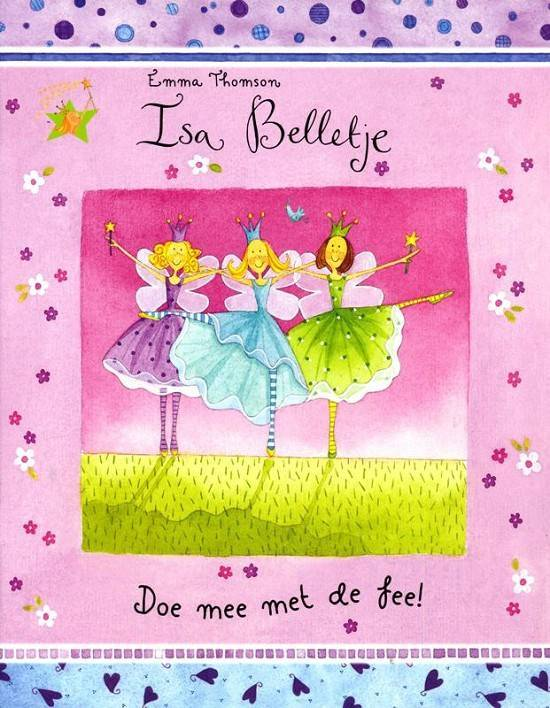 Isa Belletje / Doe Mee Met De Fee !