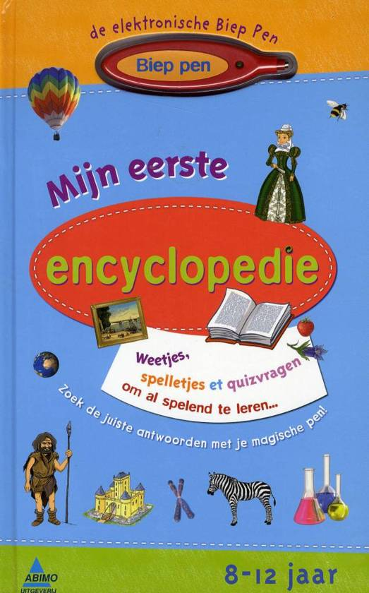 encyclopedie 4 jaar