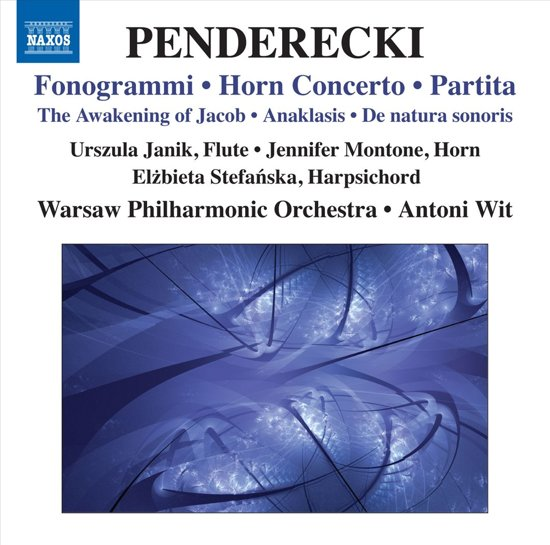 Penderecki: Fonogrammi