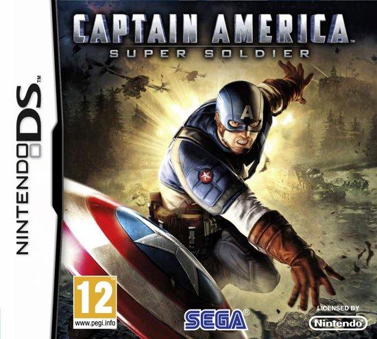 Captain America: Super Soldier kopen