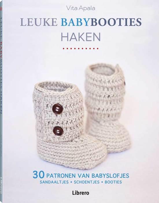 Bolcom Leuke Babybooties Haken Vita Apala 9789089984616 Boeken