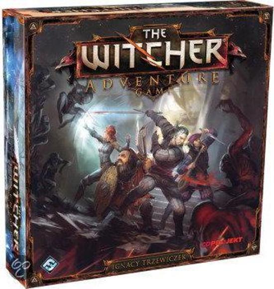 Afbeelding van het spel The Witcher Adventure Game
