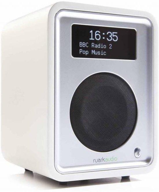 Ruark Audio R1 mk3 - tafelradio - DAB+ - Bluetooth - Wit