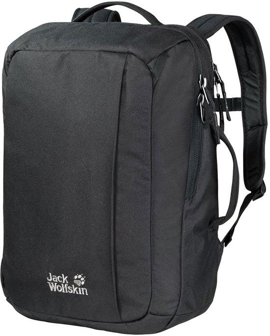 Jack Wolfskin Brooklyn 18 Backpack - Unisex - Black - ONE SIZE