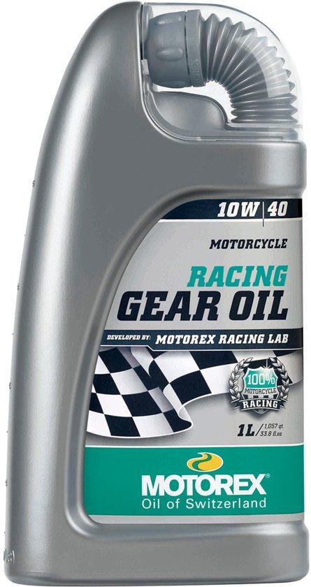 Motorex Oil Gear Racing 1liter Sae 10w40 PqfPUxn4Fw