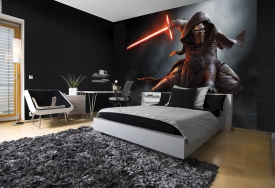 Bolcom Starwars Behang 312x219cm