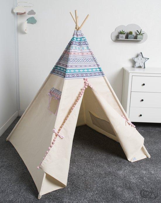 fujl tipi tent speeltent wigwam kinder. Black Bedroom Furniture Sets. Home Design Ideas