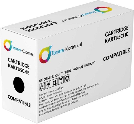 Kyocera TK-510K zwart 1T02F30EU0 alternatief - compatible Toner voor Kyocera TK510K FS-C5020 zwart Toners-kopen_nl