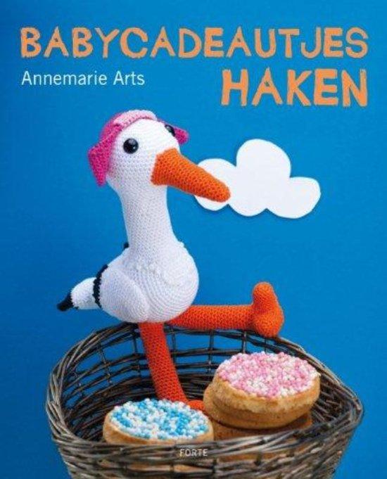 Bolcom Babycadeautjes Haken Annemarie Arts 9789058779021 Boeken