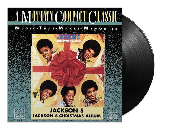 Jackson 5 Christmas.Bol Com The Christmas Album Lp Jackson 5 Muziek